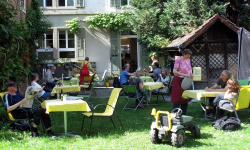 Sommerpause im Ambrosia