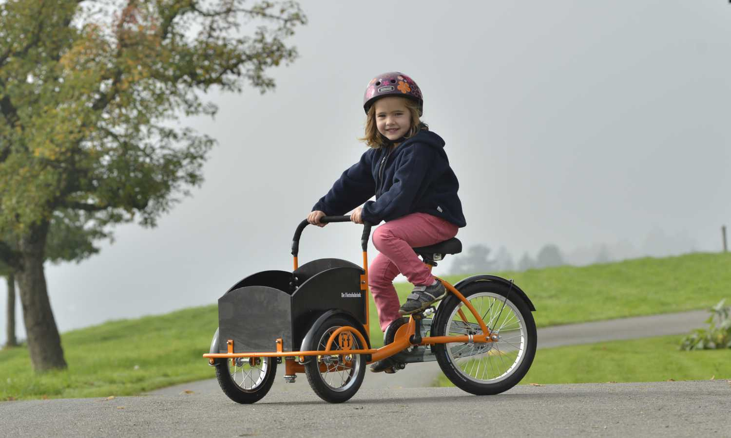 De Fietsfabriek Kiddy Bakfiets