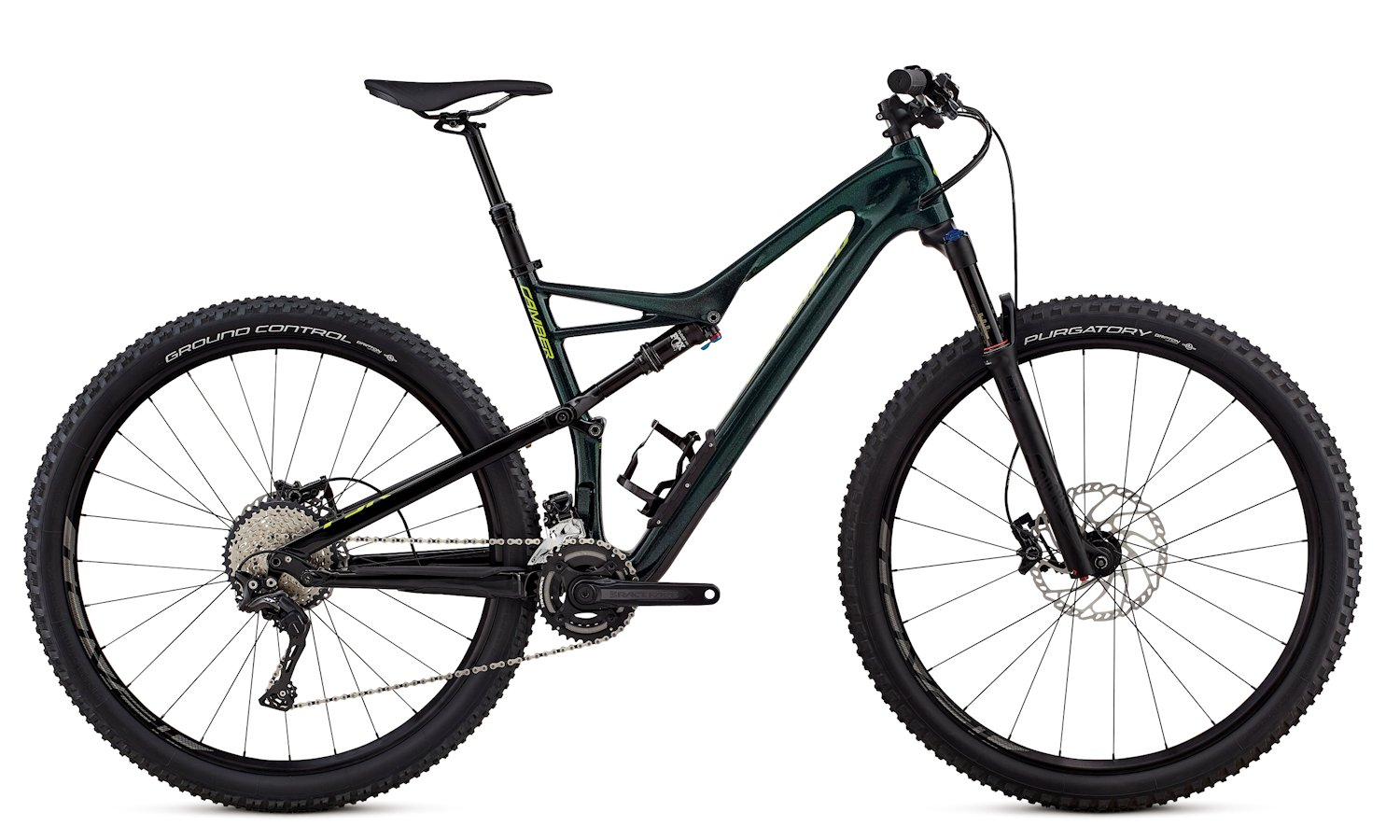 Specialized Camber Men Comp Carbon