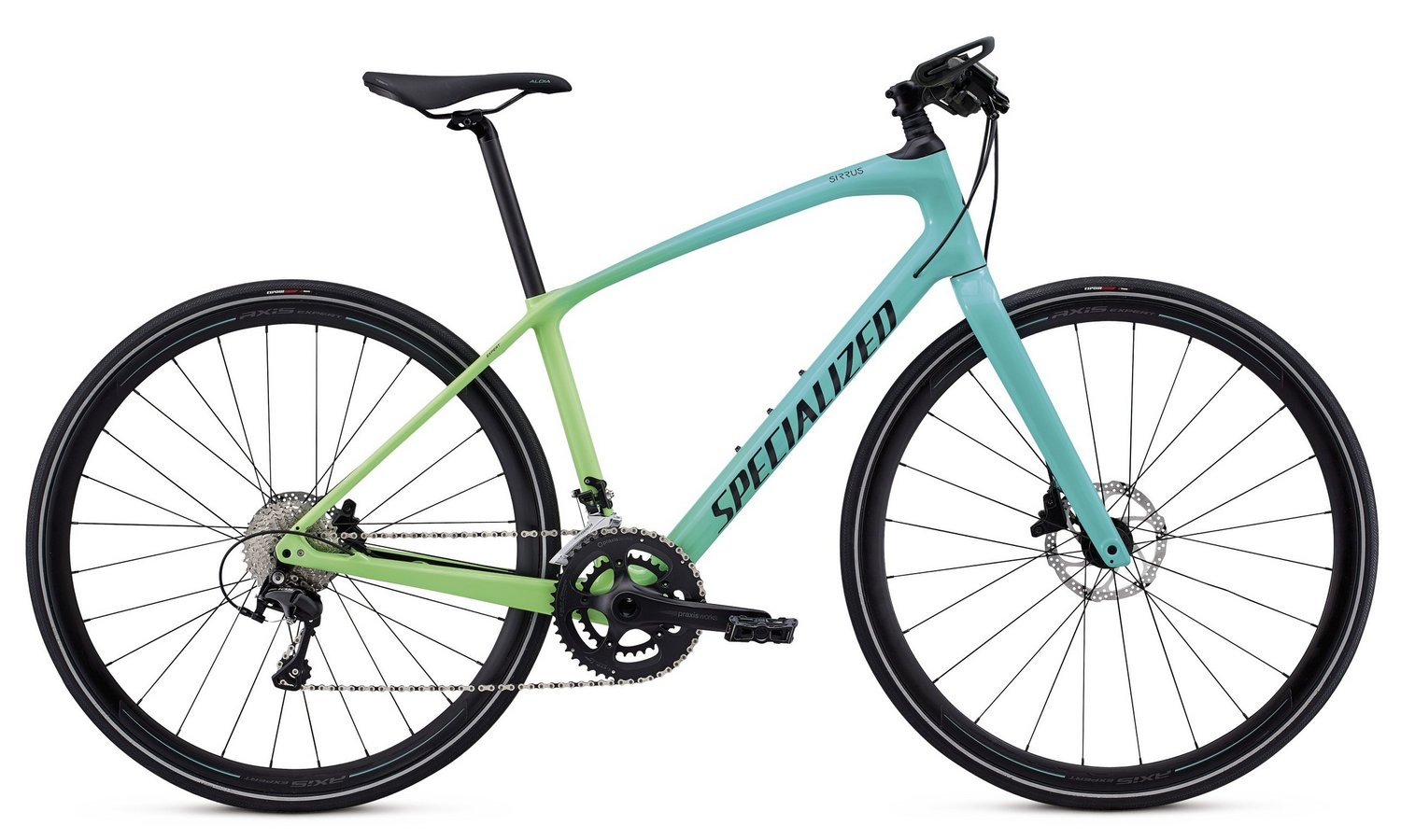Specialized Sirrus Women Expert Carbon