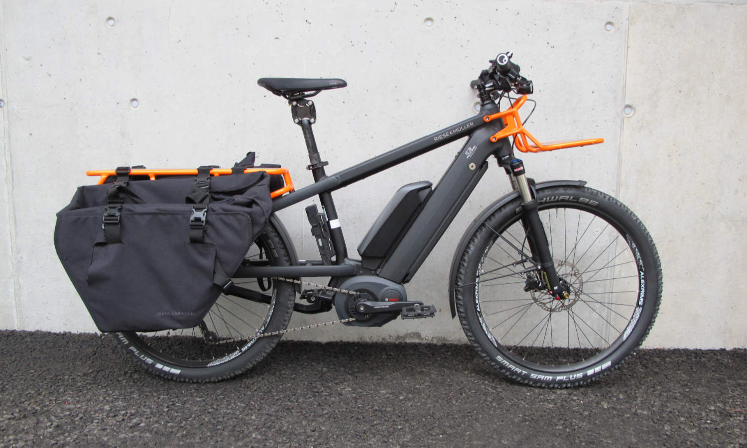 Riese und Müller Multicharger GX touring
