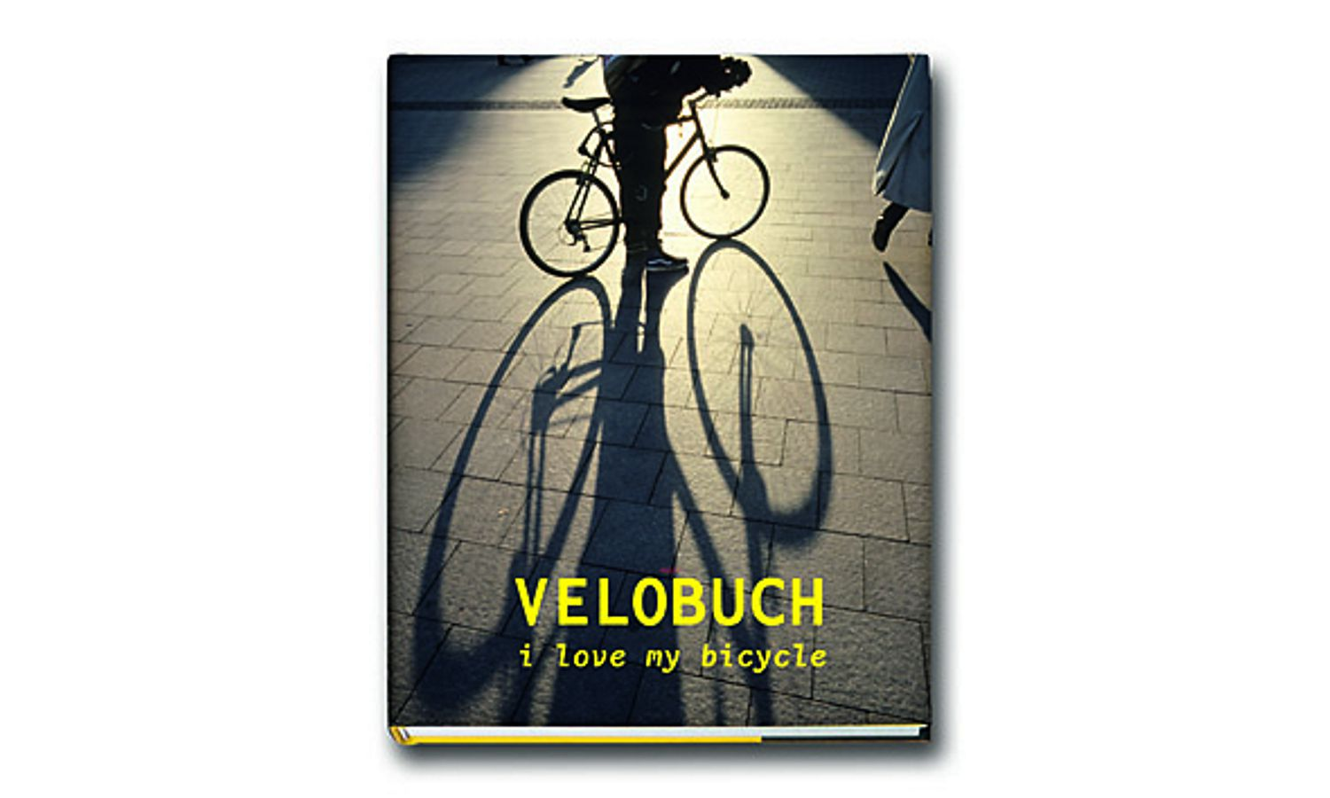 AURA VERLAG VELOBUCH i love my bicycle